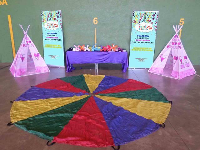 Centro infantil Pasito a Pasito - Animaciones