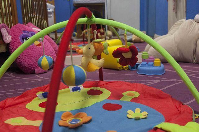 Centro infantil en León Pasito a Pasito - Detalles aula primer año