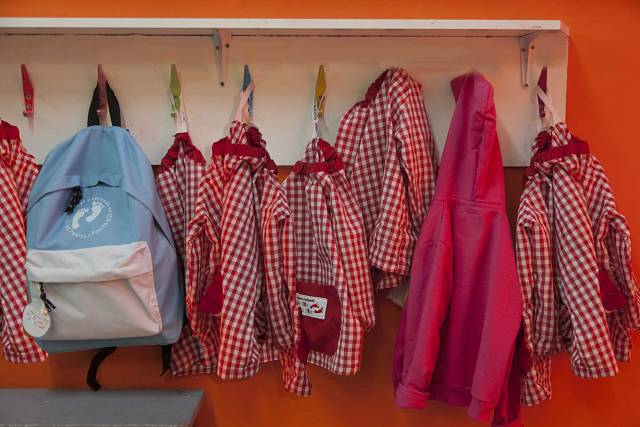 Centro infantil Pasito a Pasito en León- Recogidas en colegio