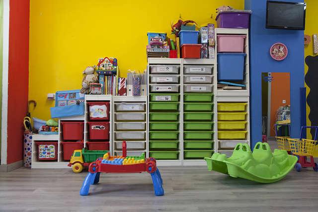Centro infantil Pasito a Pasito - Ludoteca