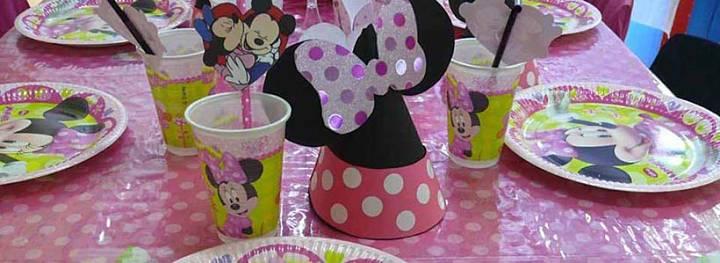 Centro infantil Pasito a Pasito León- Cumpleaños Minnie