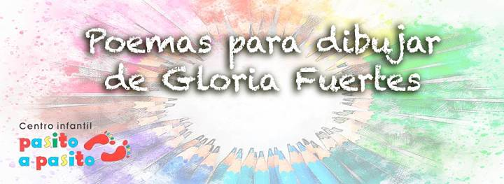 Poemas para dibujar de Gloria Fuertes