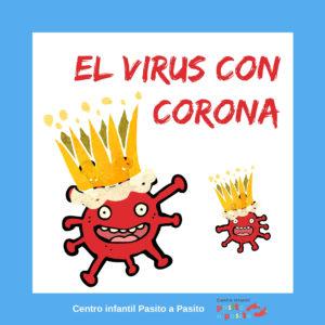Cuento para Cuento para explicar el Coronavirus a los niños.